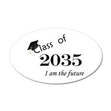 Born in 2013/Class of 2035 Wall Decal