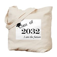Born in 2014/Class of 2032 Tote Bag
