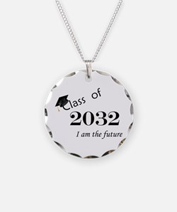 Born in 2014/Class of 2032 Necklace