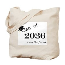 Born in 2014/Class of 2036 Tote Bag