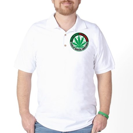 Patient-not-Criminal-2009.png Golf Shirt