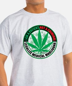 Patient-not-Criminal-2009.png T-Shirt