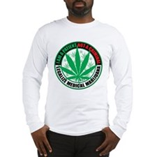Patient-not-Criminal-2009.png Long Sleeve T-Shirt