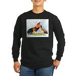 Cubalaya Games Long Sleeve Dark T-Shirt