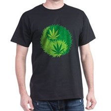 Pot Ying Yang T-Shirt