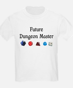 Future Dungeon Master T-Shirt