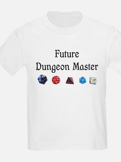 Future Dungeon Master T-Shirt