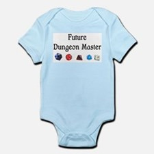 Future Dungeon Master Infant Bodysuit