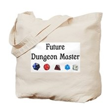 Future Dungeon Master Tote Bag