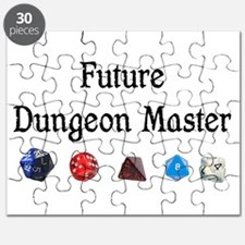 Future Dungeon Master Puzzle