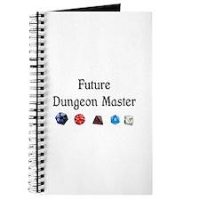 Future Dungeon Master Journal