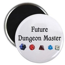 Future Dungeon Master Magnet