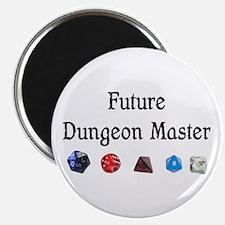 Future Dungeon Master Magnet