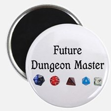 "Future Dungeon Master 2.25"" Magnet (100 pack)"