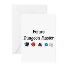 Future Dungeon Master Greeting Cards (Pk of 10)