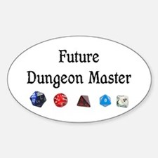Future Dungeon Master Decal