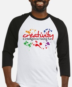 creativity Baseball Jersey