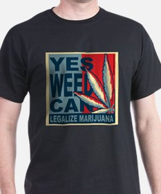 Yes-Weed-Can-Square.png T-Shirt
