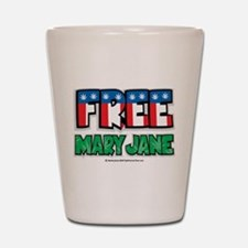 Free-Mary-Jane-2.png Shot Glass