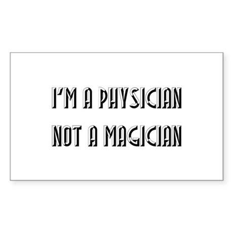 Physician Sticker