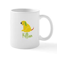 Killian Loves Puppies Small Mugs