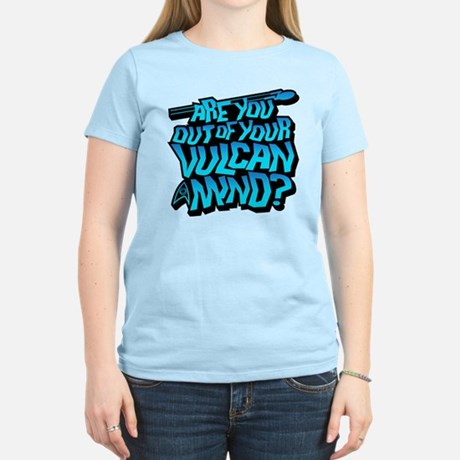 Star Trek Vulcan Mind T-shirt