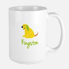 Kingston Loves Puppies Mug