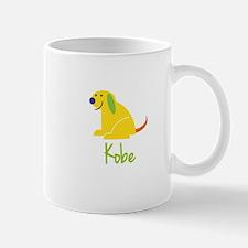 Kobe Loves Puppies Mug