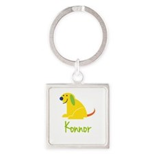 Konnor Loves Puppies Keychains