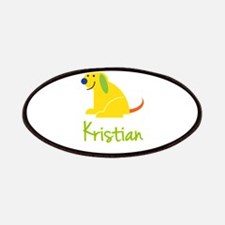 Kristian Loves Puppies Patches
