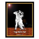 Tango Muerto Style Small Poster