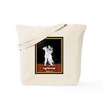 Tango Muerto Style Tote Bag