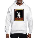 Tango Muerto Style Hooded Sweatshirt