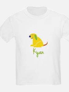 Kyan Loves Puppies T-Shirt