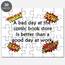 Comics Are Better Than Work Puzzle