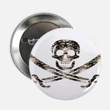 "Pirate Style Wooden Vol. 3 2.25"" Button"