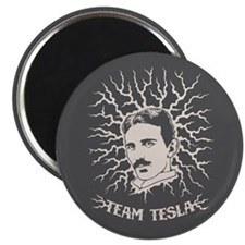 Team Tesla Magnet