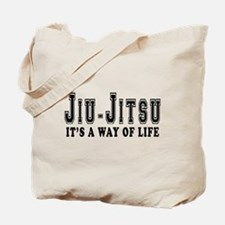Jiu-Jitsu Is Life Tote Bag