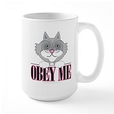 Obey Me: Cat Mug