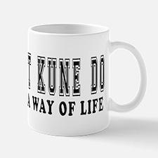 Jeet Kune Do Is Life Mug
