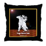 Tango Muerto Style Throw Pillow