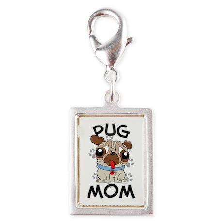 Pug Mom Charms