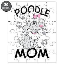 Poodle Mom Puzzle