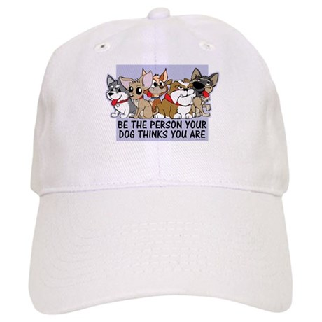 Be The Person Baseball Cap