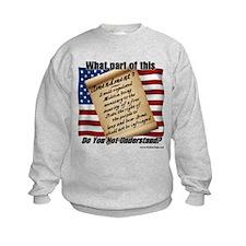 Second Amendment Sweatshirt