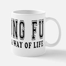 Kung Fu Is Life Mug