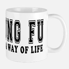 Kung Fu Is Life Small Small Mug