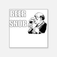 BEER SNOB Sticker