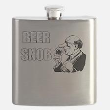 BEER SNOB Flask