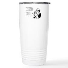 BEER SNOB Travel Mug